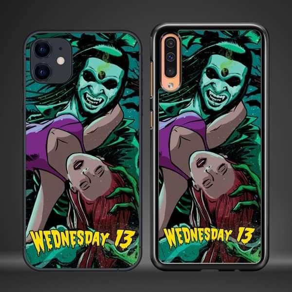 Wednesday 13 - 'Necrophaze' Mobile Phone Case - Wednesday13 US