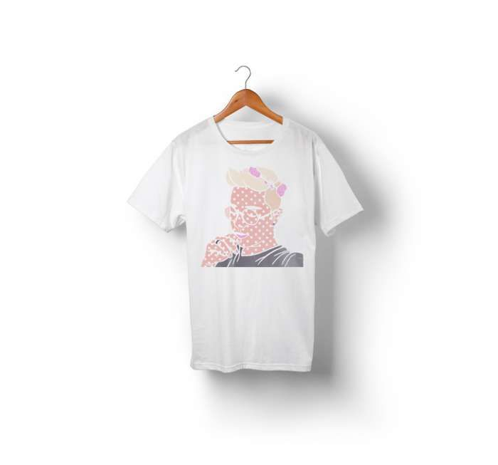 'Best So Far' T-shirt (White) - We're Not Just Cats Records