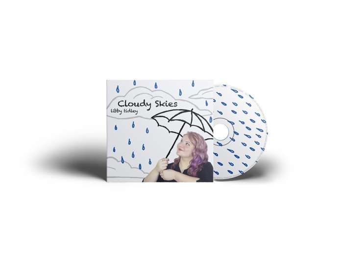 Cloudy Skies (CD) - We're Not Just Cats Records