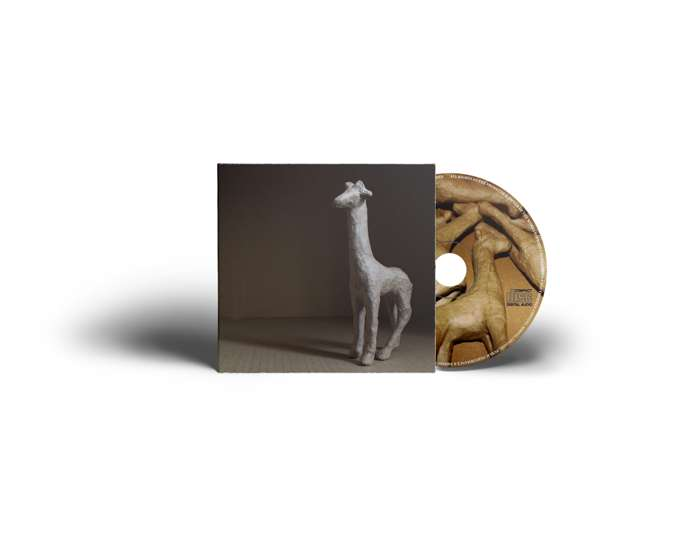 Walking Wounded (CD) - We're Not Just Cats Records