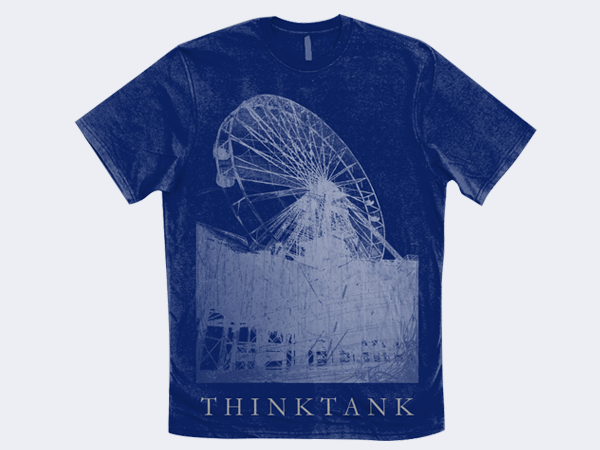 Thinktank Ferris Wheel Tee - Thinktank