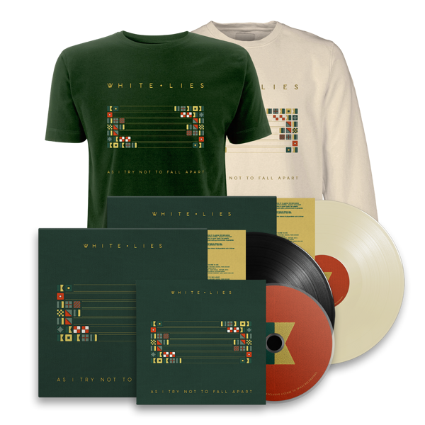 As I Try Not To Fall Apart - Deluxe Bundle - White Lies