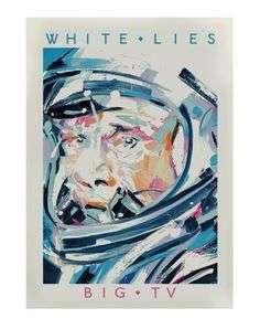 Big TV (Black) - White Lies