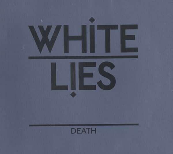 Death - CD Single - White Lies