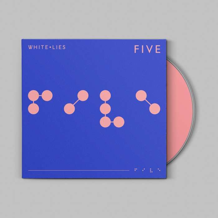 Five - CD - White Lies