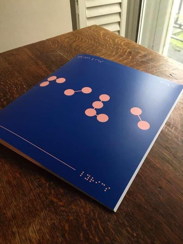 Five - Companion braille lyric book - White Lies