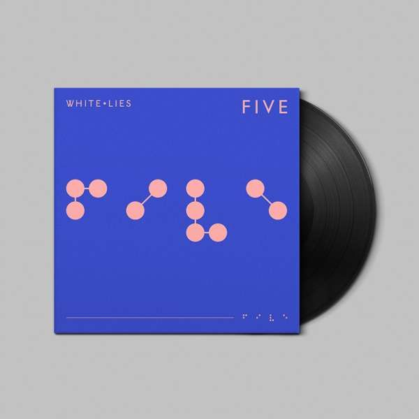 Five - Standard LP - White Lies