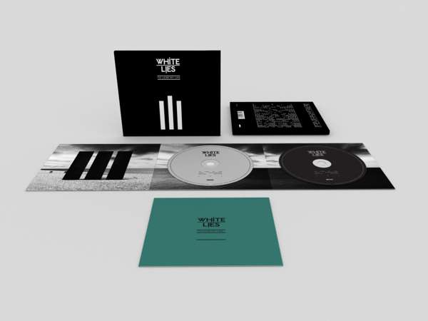 To Lose My Life… 2CD (Deluxe) - White Lies