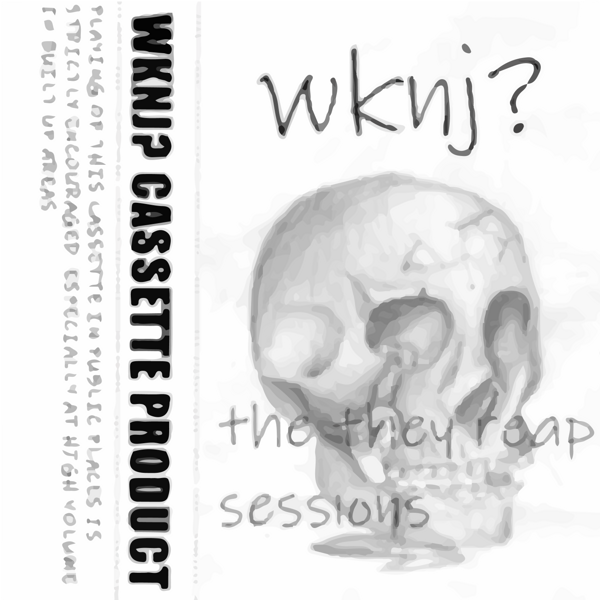They Reap Sessions Cassette EP - Who Killed Nancy Johnson?