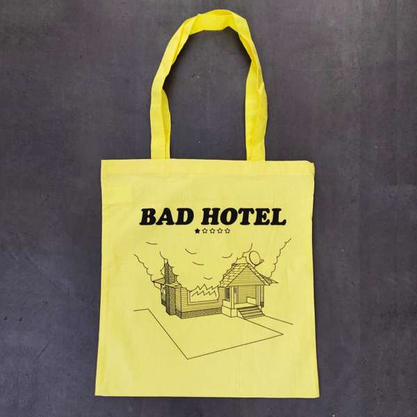 Bad Hotel Tote Bag - Will Joseph Cook