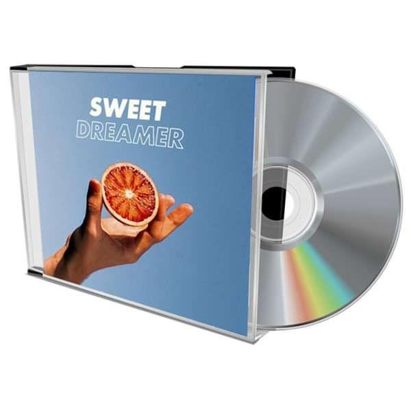 Sweet Dreamer CD - Will Joseph Cook