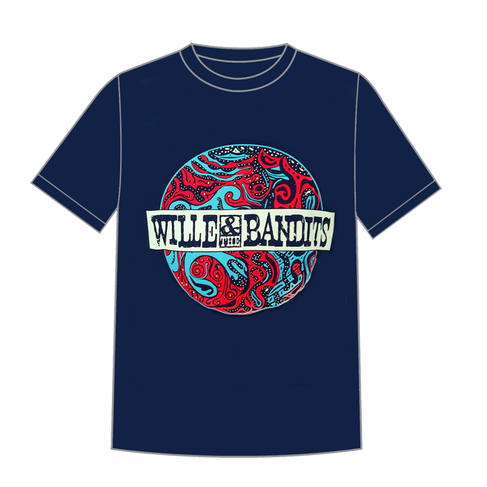2020 | T-shirt - Wille and the Bandits