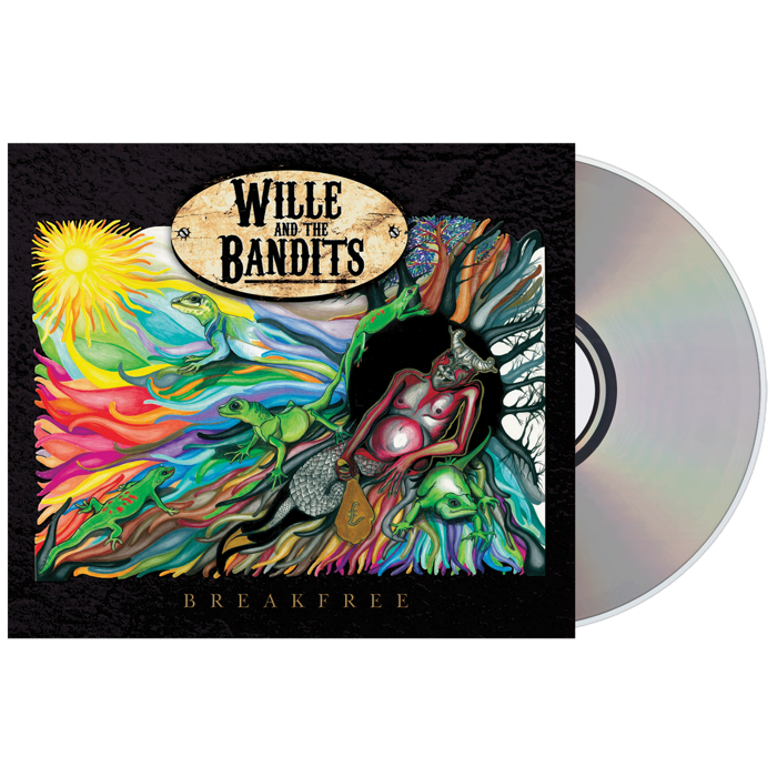 Breakfree | CD - Wille and the Bandits