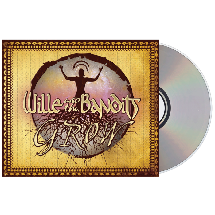 Grow | CD - Wille and the Bandits
