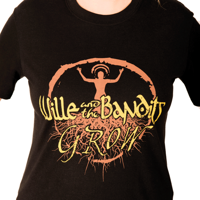 Grow | T-shirt - Wille and the Bandits