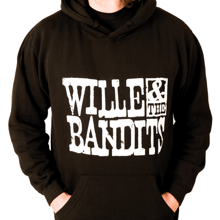 Hoodie - Wille and the Bandits