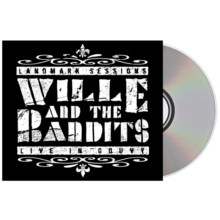 Live in Gouvy | CD - Wille and the Bandits