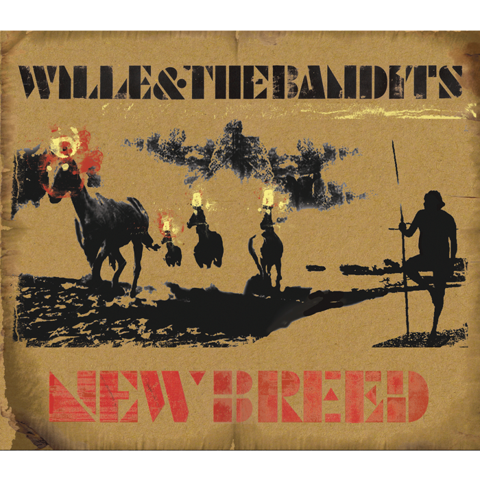 New Breed | Digital Download - Wille and the Bandits