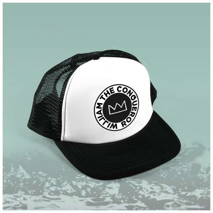 William the Conqueror Trucker's Cap - William the Conqueror
