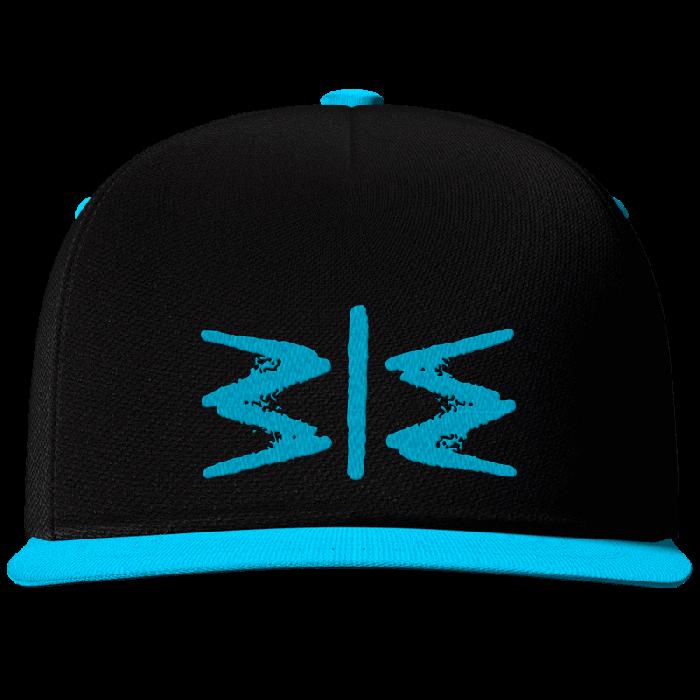 Cap Logo Blau - Wingenfelder