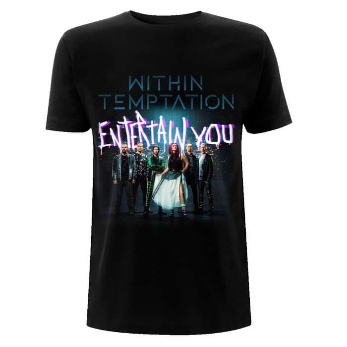 Entertain Photo – Tee - Within Temptation