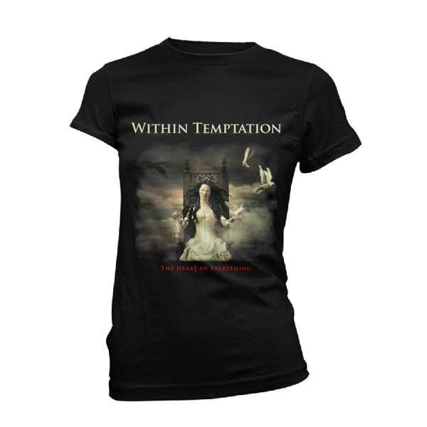 Heart Of Everything – Ladies Tee - Within Temptation