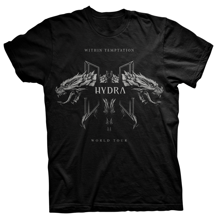 Hydra Tour 2014 - Tee - Within Temptation