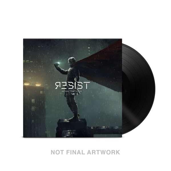 Resist - Double LP - Within Temptation