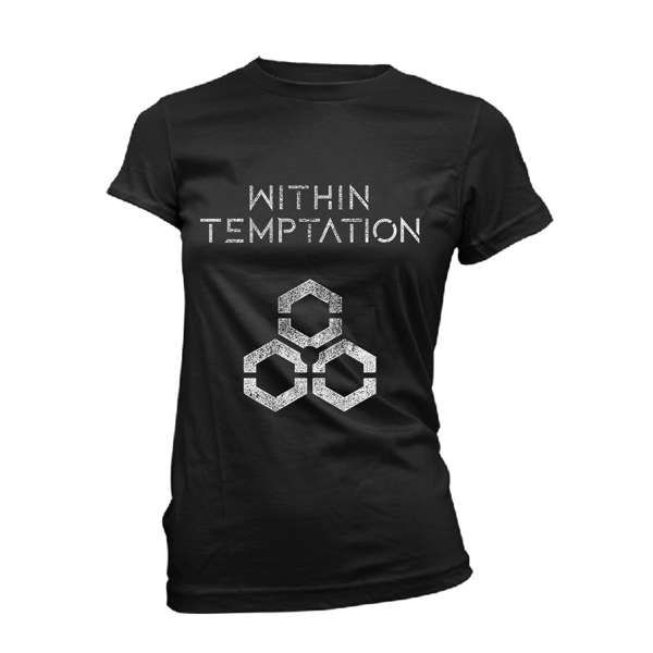 Unity Logo – Ladies Tee - Within Temptation