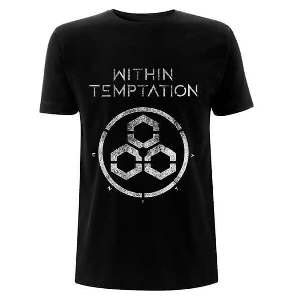 Unity Logo – Tee - Within Temptation