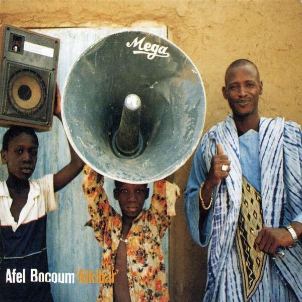 Afel Bocoum - Alkibar (CD) - World Circuit Records