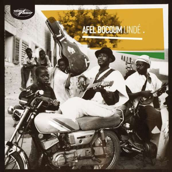 Afel Bocoum - Lindé (CD) - World Circuit Records