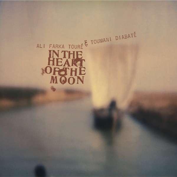 Ali Farka Touré & Toumani Diabaté - In The Heart of the Moon (2xLP) - World Circuit Records