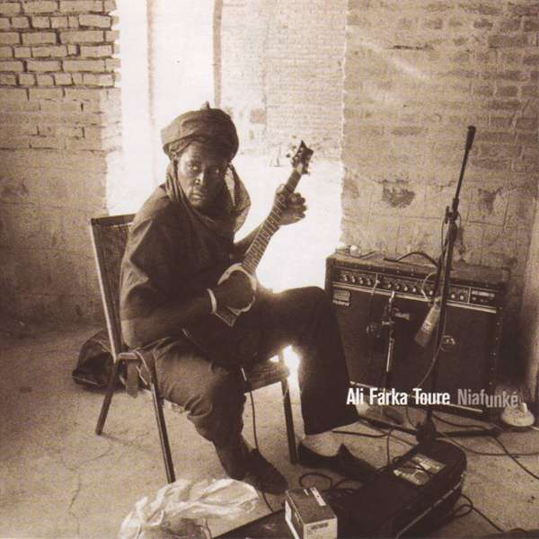 Ali Farka Touré - Niafunké (CD) - World Circuit Records