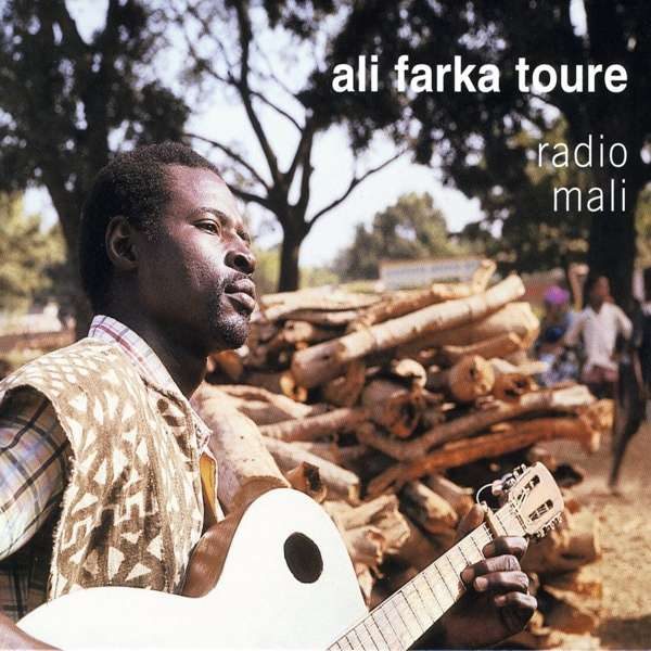 Ali Farka Touré - Radio Mali (CD) - World Circuit Records