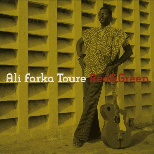 Ali Farka Touré - Red and Green (CD) - World Circuit Records