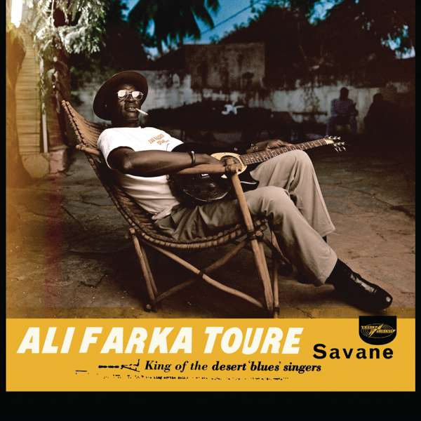 Ali Farka Touré - Savane (2019 Remaster) (2xLP) - World Circuit Records
