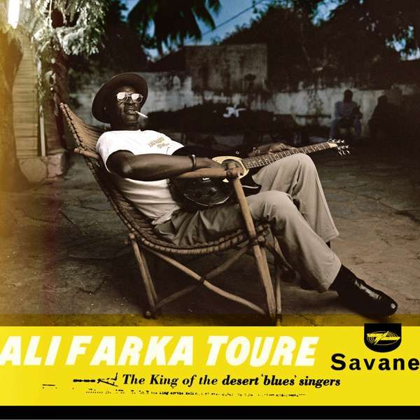 Ali Farka Touré - Savane (CD) - World Circuit Records