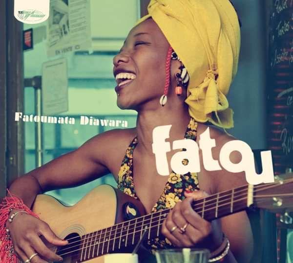 Fatoumata Diawara - Fatou (LP) - World Circuit Records
