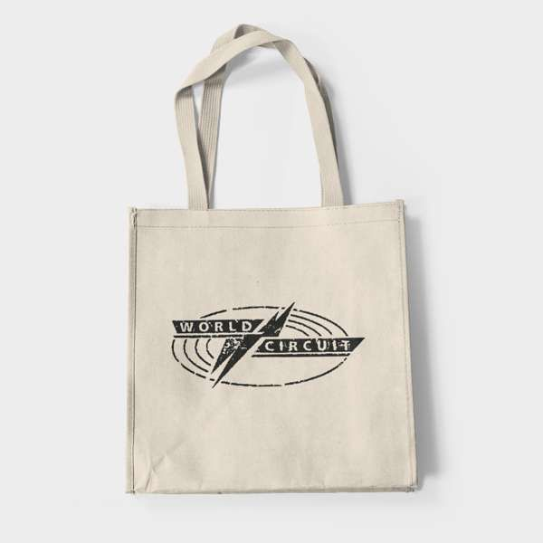 Official World Circuit Tote Bag - World Circuit Records