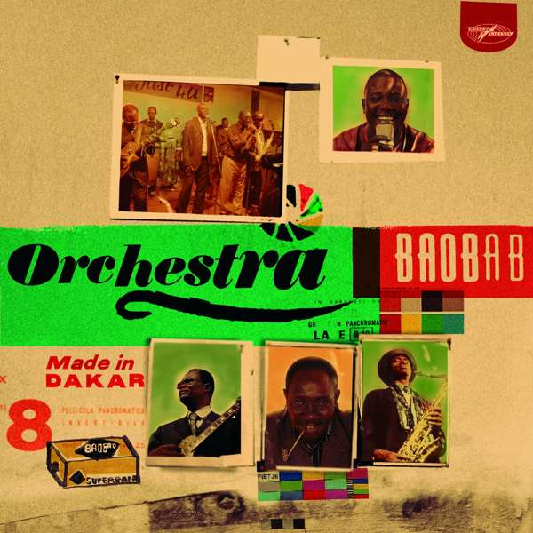 Orchestra Baobab - Made In Dakar (CD) - World Circuit Records