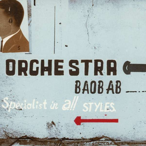 Orchestra Baobab - Specialist In All Styles (50th Anniv LP) - World Circuit Records