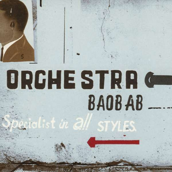 Orchestra Baobab - Specialist in all Styles (CD) - World Circuit Records