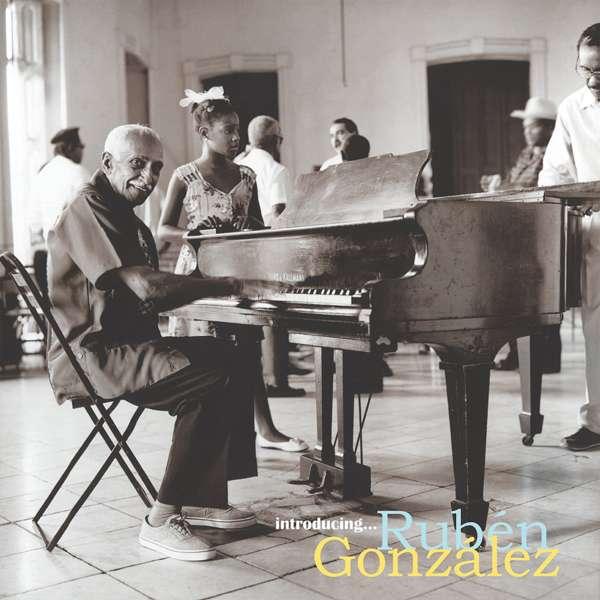 Rubén González - Introducing Rubén González (CD) - World Circuit Records