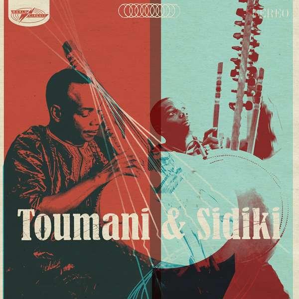 Toumani & Sidiki - Toumani & Sidiki (CD) - World Circuit Records