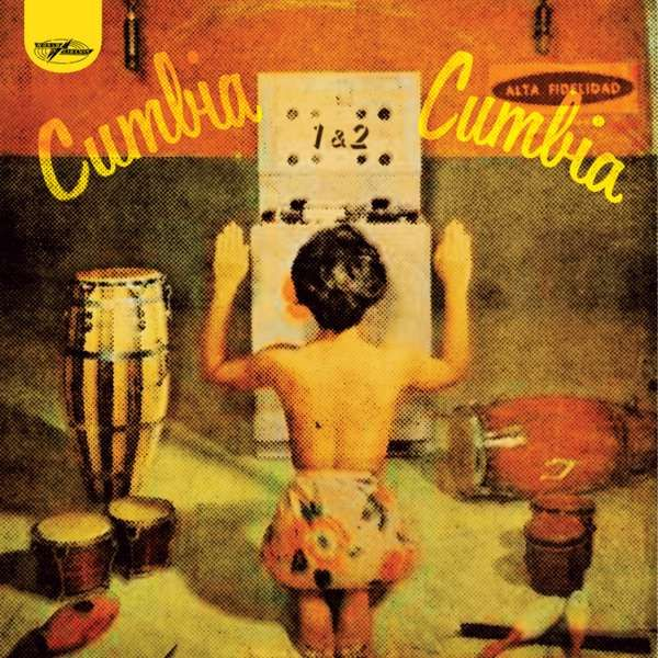 Various Artists - Cumbia Cumbia 1&2 (2LP) (Limited Colour Version) - World Circuit Records