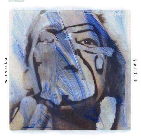 WOVOKA GENTLE - EP - BLUE (CD) - Wovoka Gentle