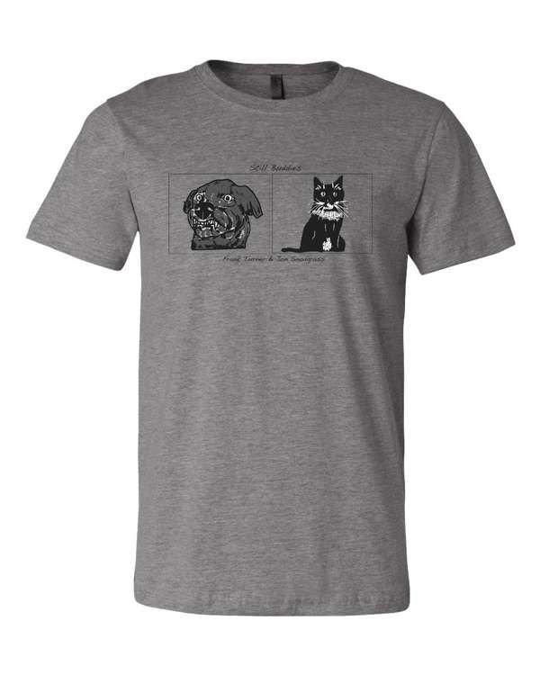 A selection of t-shirts from Xtra Mile artist - Xtra Mile Recordings