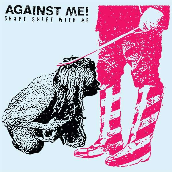 Against Me! 'Shape Shift With Me' - CD - Xtra Mile Recordings