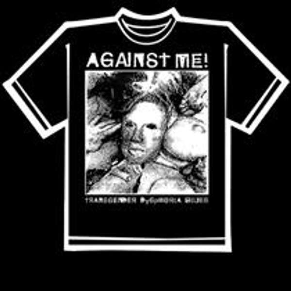 Against Me! tee shirt - Xtra Mile Recordings